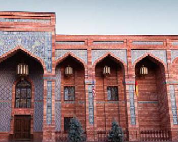 'Гостиница Ичан Кала в г. Ташкенте