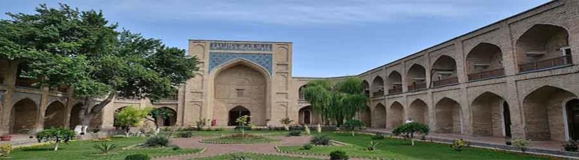 'Ташкентское медресе Кукельдаш, построенное Барак-Ханом