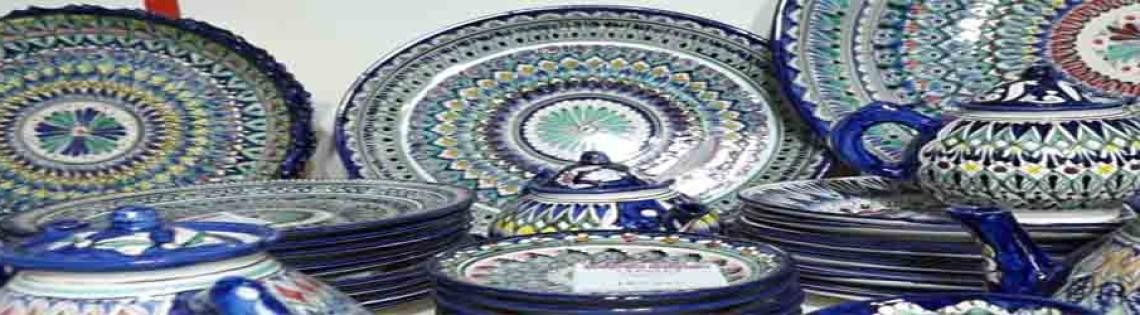 'Национальная посуда из Узбекистана