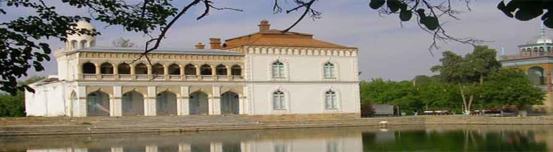 'Летняя резиденция эмиров Бухары – комплекс Ситораи Мохи Хоса