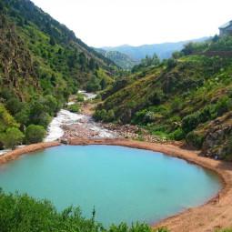 'Янгиабад – новая зона отдыха в Ташкентской области