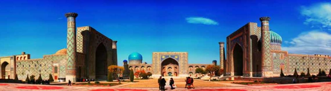 'Краткая история одного из древнейших городов мира и Узбекистана – города Самарканд