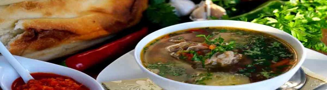 'Первые блюда узбекской кухни