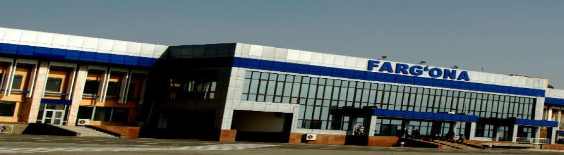 'Описание и услуги аэропорта Фергана