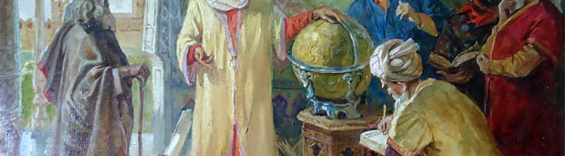 'Великий лекарь и ученый Абу Али Ибн Сина (Авиценна)