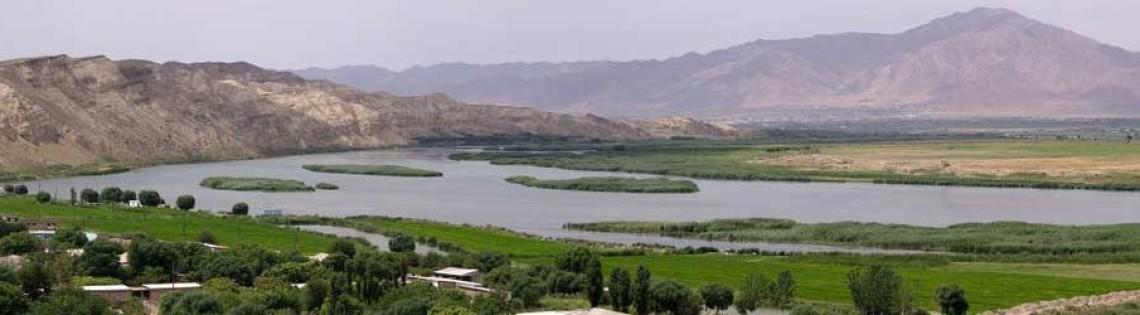 'Амударья, Сырдарья и другие реки и озера Узбекистана