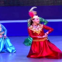'Хорезм и национальный хорезмский танец Лазги