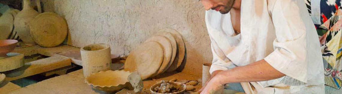 'Гиждуван и Гиждуванский район – центр гончарного искусства Узбекистана