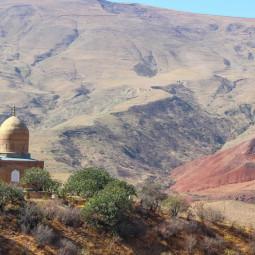 'Катта Лангар и ее первый суфий Мухаммад Садык
