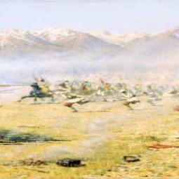 'Кокандские походы и присоединение Кокандского ханства к Российской империи