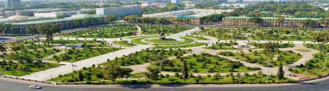 'Великолепные площади, скверы и памятники в солнечном Ташкенте