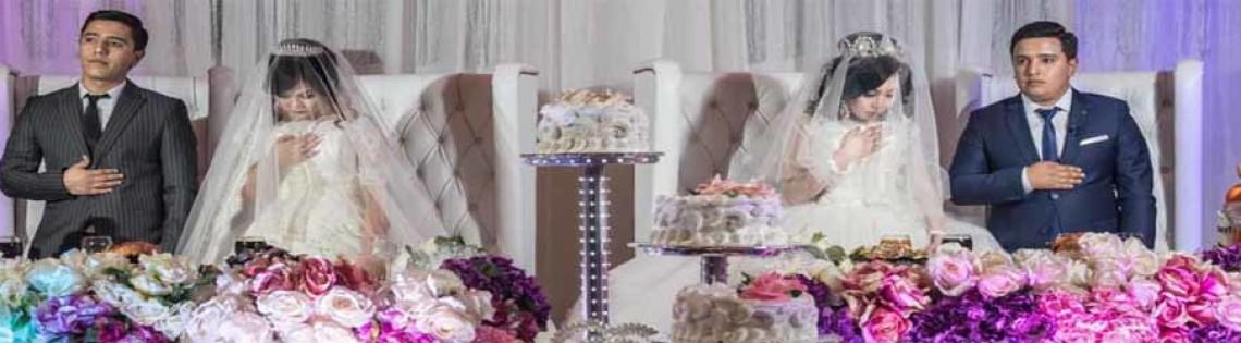 'Современные узбекские свадьбы