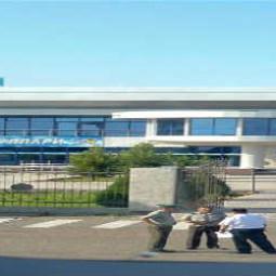 'Международный аэропорт Наманган
