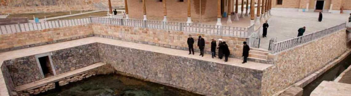 'Нурата – священный источник Узбекистана