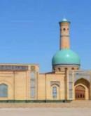 'Известные мечети Ташкента