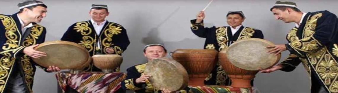 'Народные музыкальные инструменты Узбекистана