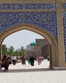 'Мемориальный комплекс Зангиата в Ташкенте