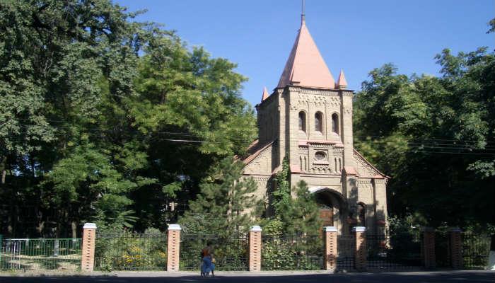 Евангелическо-лютеранская церковь Ташкента