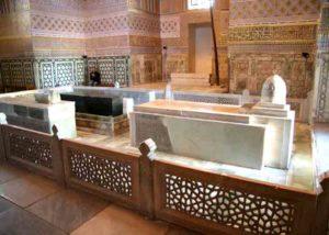 саркофаги Тимуридов