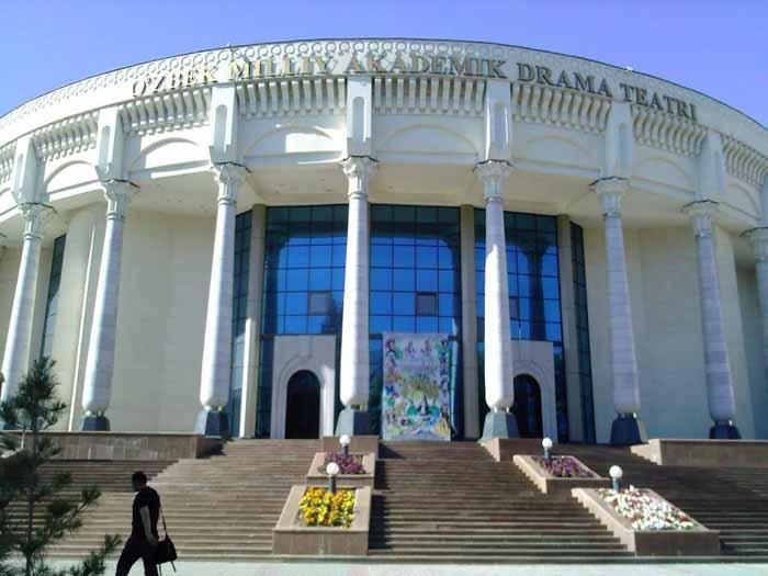 Драм театр Ташкента