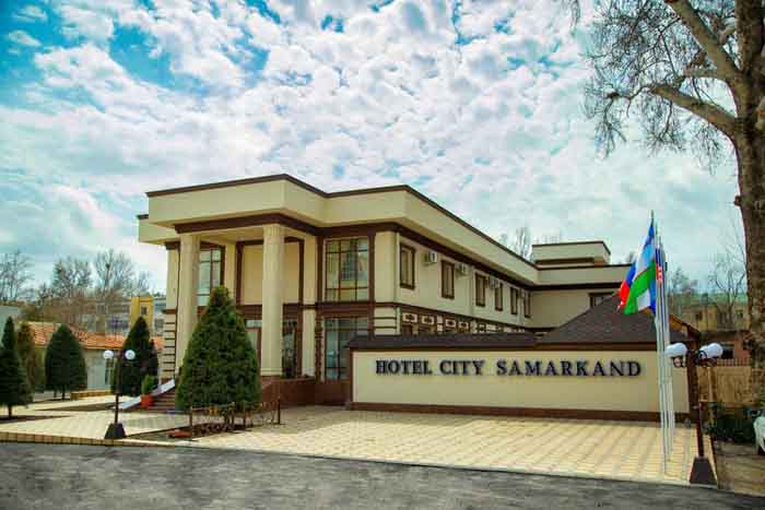 гостиница самарканд