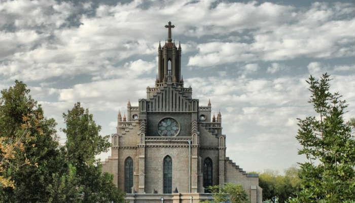 Римско-католический храм Ташкента