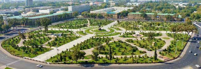 Площадь Амир Темура