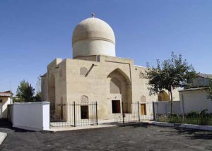 мавзолей Ак Сарай