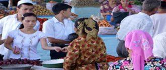 Почему туристы посещают восточные базары Ташкента