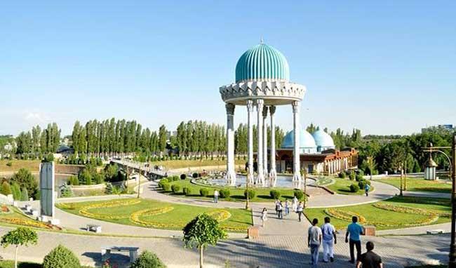 парк имени А. Навои