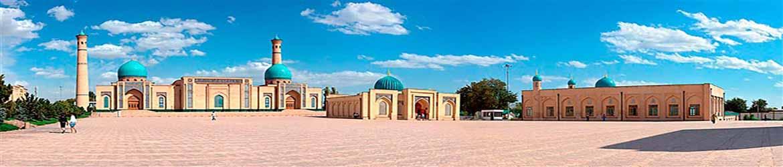 Достопримечательность Ташкента – ансамбль Хазрет Имама
