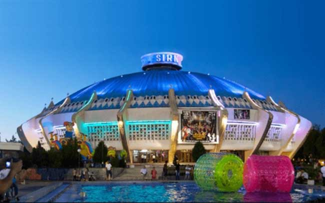 Цирк Ташкента