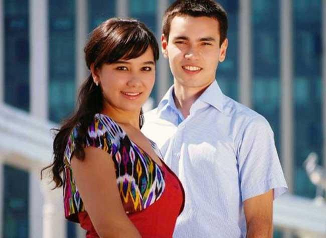 молодые люди узбекистана