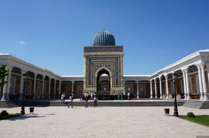 комплекс Аль-Бухари