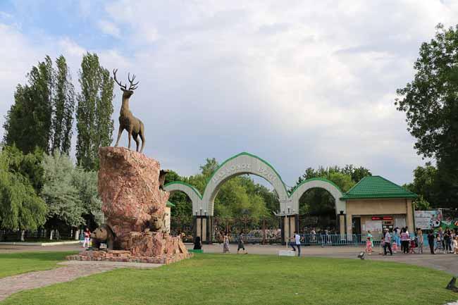 зоопарк ташкента