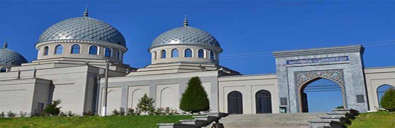 Ташкенская Джума-Мечеть (мечеть Ходжа Ахрар Вали)