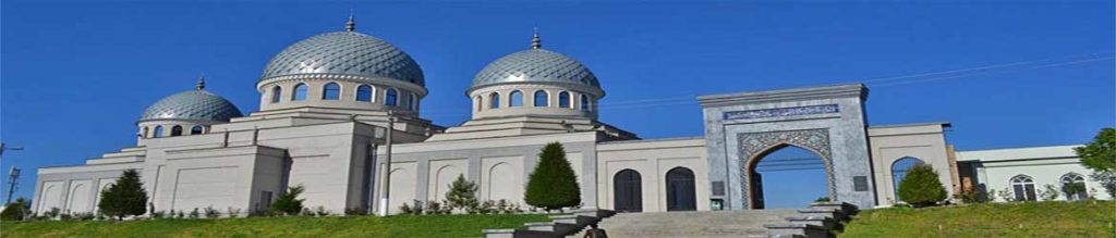 Джума мечеть Ташкент