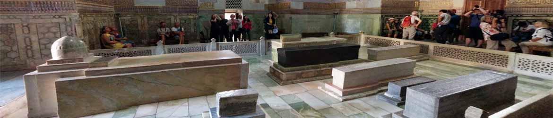 мавзолей Гур Эмир