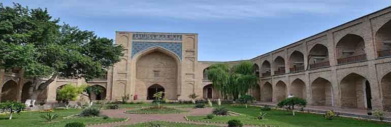 Ташкентское медресе Кукельдаш, построенное Барак-Ханом
