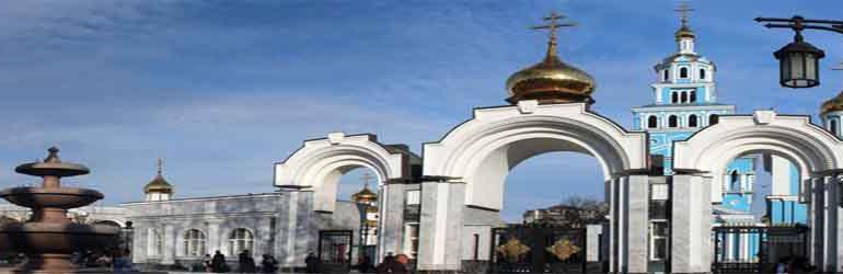 Церкви и храмы христианской и буддийской веры в Ташкенте
