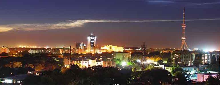Современный Ташкент и туризм