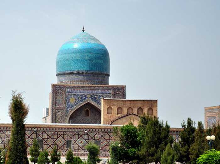Мечеть Тилля Шейха