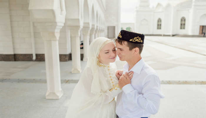 Никох венчание