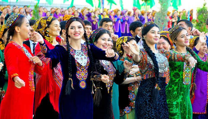 узбекские девушки