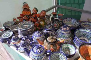 тарелки керамика