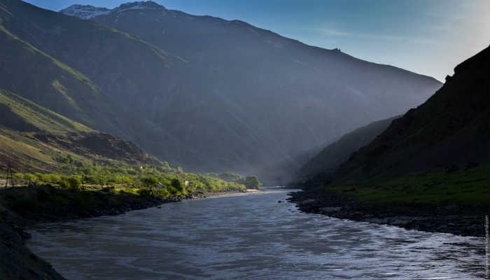 река Пяндж