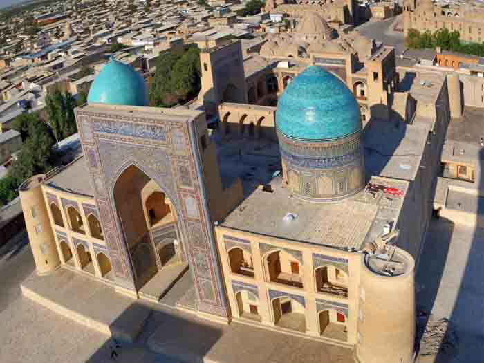 медресе Мира Араб