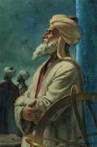 Математик и астроном Али аль Кушчи
