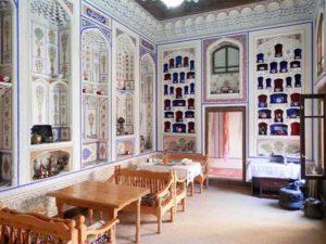 комната дворца Ситораи Моха Хоса