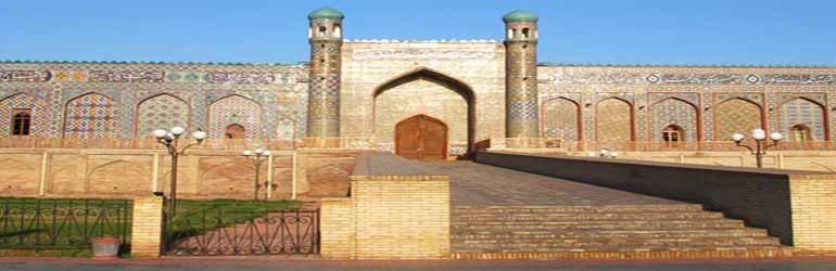 Худояр Хан и его дворец в Коканде